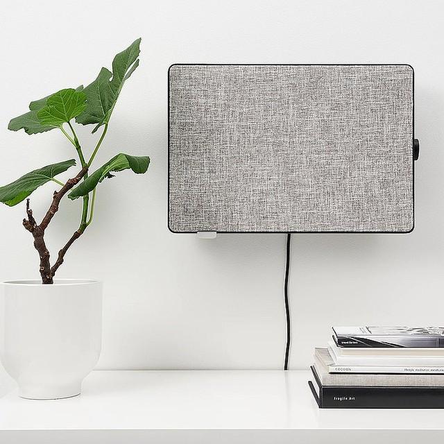 [画像] イケアが家具の観点から作った空気清浄機、めちゃくちゃミニマル。床置き・壁掛けなんでもござれ!