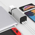 AC、USB-A、Type-Cの3種に対応 万能モバイルバッテリー登場
