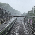 台風10号が接近 中心から遠い東京都心などでも強雨に注意