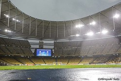 想定外の雷雨順延…世界への切符掴むため問われる日本の「対応力」/AFC U−16選手権