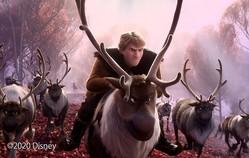 『アナと雪の女王2』クリストフ役・原慎一郎がMステに!劇中歌『恋の迷い子』をTV初歌唱