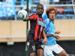 札幌や徳島でプレーしたFWジオゴ