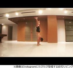 武井壮、リビング70畳の家に住んでいる理由