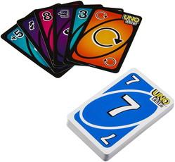 """カードゲーム「UNO」から""""表裏""""で2面性ルールをもつ「UNO FLIP(ウノ フリップ)」新登場"""