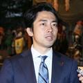 小泉進次郎氏 「鉛弾規制」発言は滝川クリステルの影響か - NEWSポストセブン