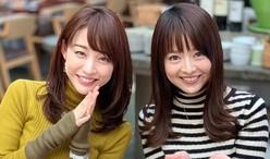 """4姉妹、念願のモンブランに舌鼓!そこで新井恵理那&福田成美に起こった""""ある奇跡"""""""