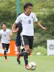 小田裕太郎がトップチームに昇格