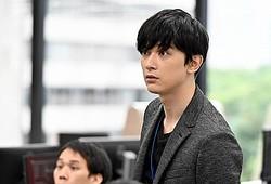 「半沢直樹」第3話より高坂圭(吉沢亮)  - (C)TBS