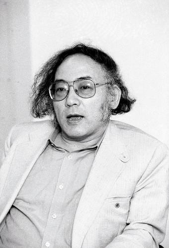 竹村健一 [画像] テレビで活躍、評論家の竹村健一さんが死去