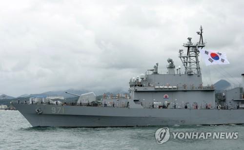 [画像] 日本哨戒機接近し撮影用光学カメラ稼働 ビーム放射はせず=韓国軍