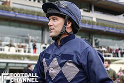 サッカー元イングランド代表のマイケル・オーウェン騎手【写真:Getty Images】