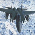 F15E戦闘機(Photo by gettyimages)