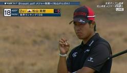 松山英樹とタイガー・ウッズが同組!4日間放送の全英オープン、侍10名も出場