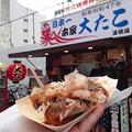 大阪で食べたい絶品たこ焼店3選
