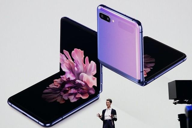 速報:縦折りスマホ「Galaxy Z Flip」正式発表。フォルダブル初のカバーガラス採用