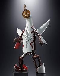 太陽の塔がなんとロボットへと変身してしまう「超合金 太陽の塔のロボ Jr.」/[c]TARO OKAMOTO/[c]BANDAI