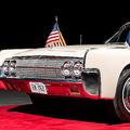 ケネディ氏が暗殺事件のときに乗っていた車 約4000万円で落札