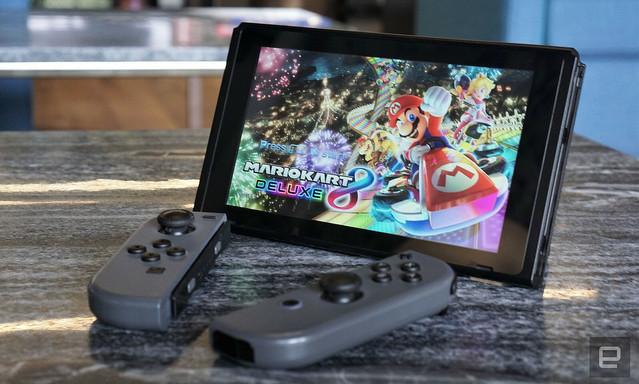 任天堂、新型Switchは上位版・廉価版を夏にも発売。「形に驚く」?(WSJ)