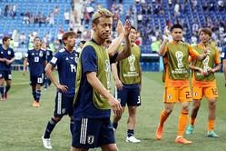 ファンとの交流を図る新たなプラットフォームを作った本田。ロシアW杯の開催期間限定のスペシャル企画だ。(C)Getty Images