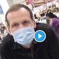 マスクを着用しない自称インフルエンサー 退店迫るコストコ店員に称賛