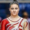 東京五輪体操女子オーストリア代表のエリザ・へメルレ【写真:Getty Images】