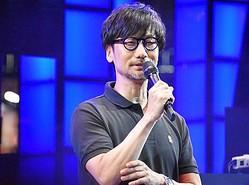 昨年に続いて「東京ゲームショウ」に登壇した小島秀夫監督