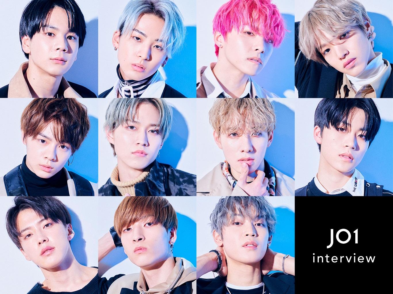 選ばれし11人の素顔がわかる!『PRODUCE 101 JAPAN』発・JO1メンバー一問一答