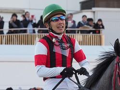 松岡正海騎手 JRA通算11000回騎乗達成!
