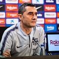 メッシの出場可否にバルセロナ監督が言及「リスクを負わせたくない」