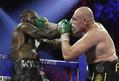 フューリーが7回TKOで新王者 ワイルダーの無敗は43戦で止まる