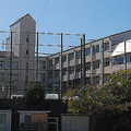 神戸市立東須磨小学校(撮影・粟野仁雄)