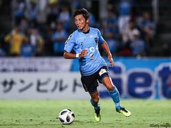 横浜FCで現役を引退した田所諒氏