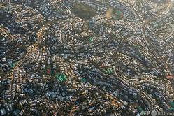 バングラデシュ・ウキヤにあるロヒンギャ難民キャンプ(2020年12月4日撮影、資料写真)。(c)AFP