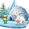 北極と南極、どちらが寒い?/(C)PIXTA