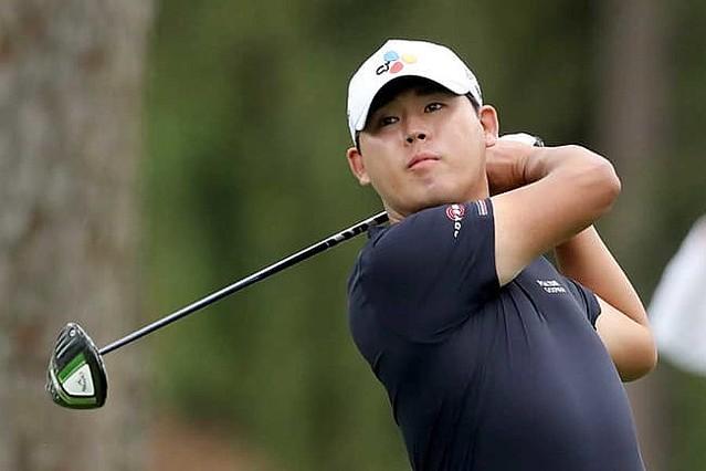 韓国ゴルファーが怒りのパター破壊 マスターズの態度に米指摘「子供たちに悪い例」