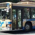 横浜市営バスが寝ている女性に気付かず車庫へ 約15分後に発見
