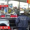 渋谷パルコにタクシーが突入