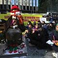 韓国の「反日」は国を束ねるための思想だ AFP=時事