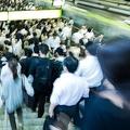 Tokyo Rush Hour at Shinagawa station, Yamanote line