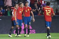 スペインが無傷の6連勝!…ロドリゴ2得点&アルカセルのダメ押し2発で快勝