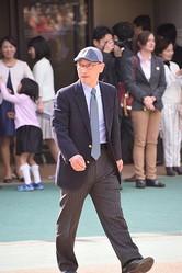角居勝彦調教師が競馬の激しさを語る