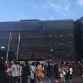 ライブ会場の神奈川県民ホール/著者撮影