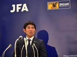 U-21日本代表を率いる森保一監督
