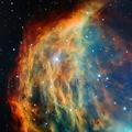 神話の怪物にちなんだ別名を持つ惑星状星雲「メデューサ星雲」