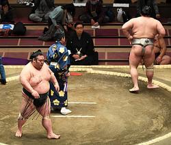 北勝富士に敗れ3連敗。貴景勝の優勝は絶望的になった