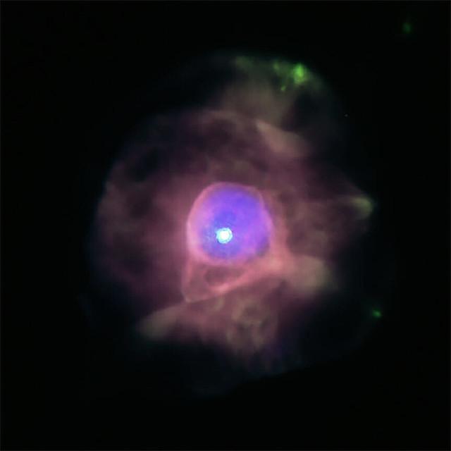 死にゆく星が生み出した宝。ヘルクレス座に輝く「宇宙のアメジスト ...