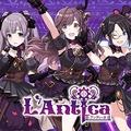 事前登録数20万突破特典で公開された、新ユニットの「アンティーカ」/(C)BANDAI NAMCO Entertainment Inc.