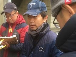 【京都記念】ハートレー 手塚師「良馬場なら頑張れても」