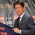 タイ代表・西野朗監督「日本と闘えるようなレベルアップを」