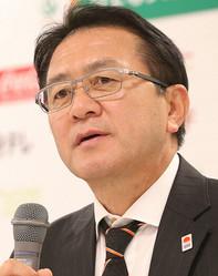日本陸連マラソン強化戦略プロジェクトリーダーの瀬古利彦氏